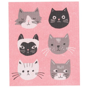 Now Designs Swedish Dishcloth | Cats Meow