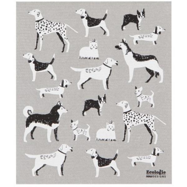 Now Designs Swedish Towel | Dog Days