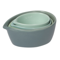 Now Designs Measuring Cups | Leaf | Set of 4
