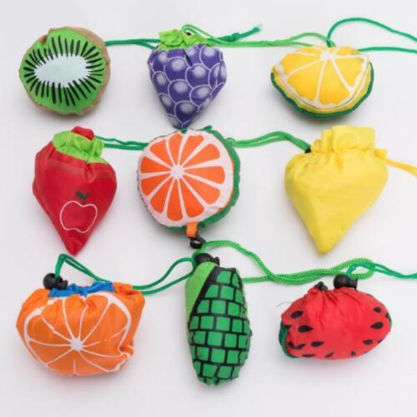 Shopping Bag | Foldable | Fruit Shaped