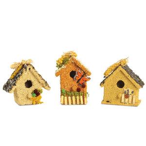 Mr. Bird Bird Seed Cottage | Birdie | Variety