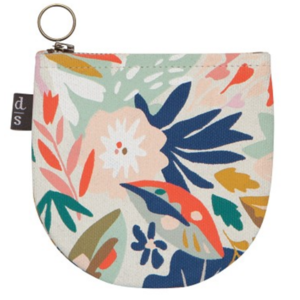 Now Designs Pouch | Halfmoon | Superbloom