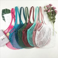 DHgate Shopping Bag | Mesh Net | Assorted Colors