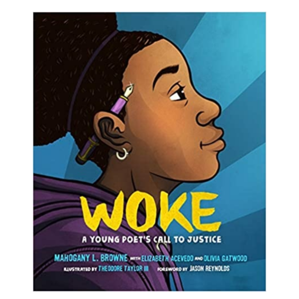 Macmillan Book | Woke: A Young Poet's Call to Justice