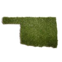 Grass Turf Mat | Oklahoma