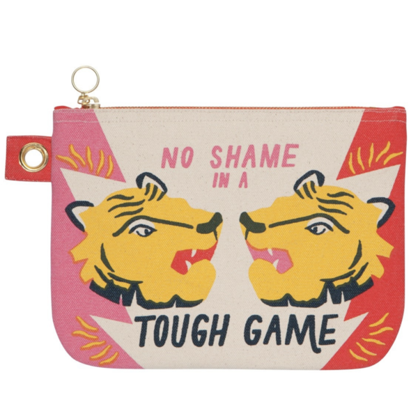 Now Designs Zip Pouch | Large | Fierce