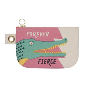 Now Designs Zip Pouch | Small | Fierce