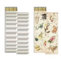 Long Matchbox | 8.50″ x 2.5″ x .75″ | Variety