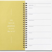 Weekly Planner | Today Should Always Be