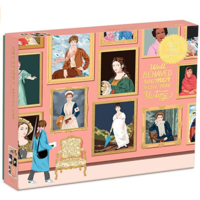 Chronicle Books Puzzle | 1000pc | Foil Herstory