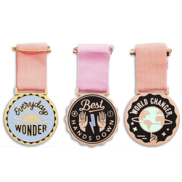 Honorary Ribbon Medals