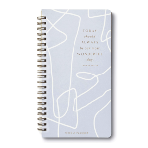 Compendium Weekly Planner | Today Should Always Be
