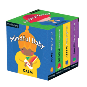 Chronicle Books Board Book Set | Mindful Baby