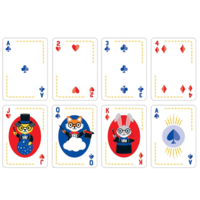 Chronicle Books Playing Cards | To Go Magic!