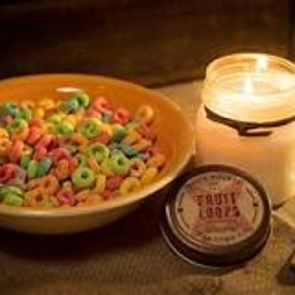 Candle | Fruit Loops | 4 oz