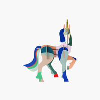 Studio Roof 3D Totem Puzzle | Mythical Figure | 2 Kinds