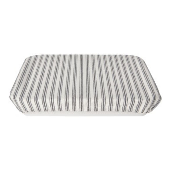 Now Designs Baking Dish Cover | Tick Stripe