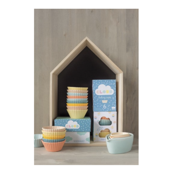Now Designs Measuring Cups | Pastel | Set of 4