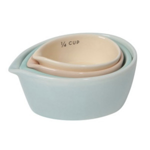 Measuring Cups | Pastel | Set of 4