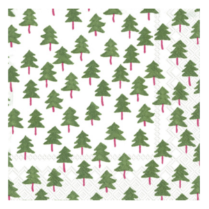 Boston International Napkins | Cocktail | Twee Trees