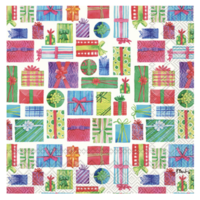 Boston International Napkins | Cocktail | Cheerful Presents