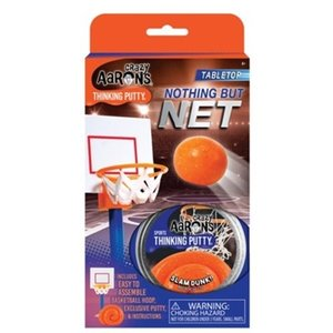 Crazy Aaron's Puttyworld Thinking Putty   Tabletop Game   Sports