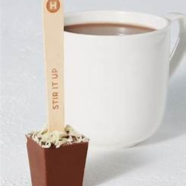 Dunking Spoons | Hot Chocolate