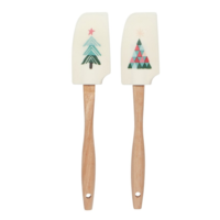 Now Designs Spatula Mini | Set of 2 | Happy Llama