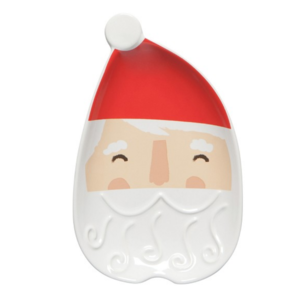Now Designs Santa | Ceramic Spoon Rest