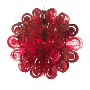 Acorn & Will Recycled Ball Decoration | Medium | Variety