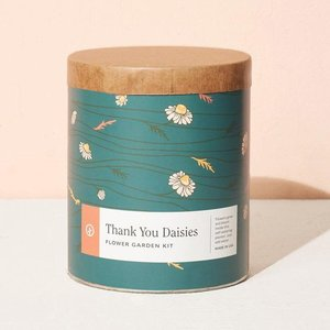 Modern Sprout Waxed Planter | Thank You Daisies