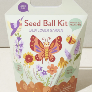 Modern Sprout Seed Ball Kit | Wildflower Garden