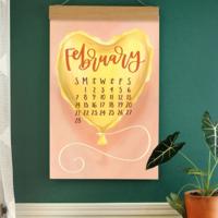 XL Wall Calendar REFILL | 2021 | Gather