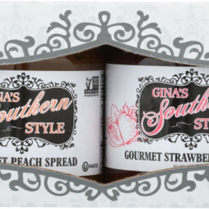 Gina's Gourmet Fruit Spread | Gift Set of 4