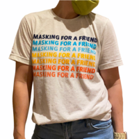Plenty Made PLENTY Tee | Masking for a Friend