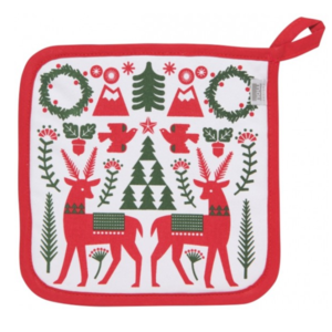 Now Designs Potholder | Yuletide