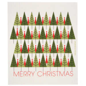 Cose Nuove Swedish Dishcloth | Merry Christmas