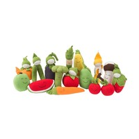 Stuffed Toy | Fruit & Veggie | Assorted