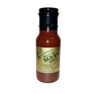 Ben Jack Larado's BBQ Sauce | Nice N Mild | 9oz