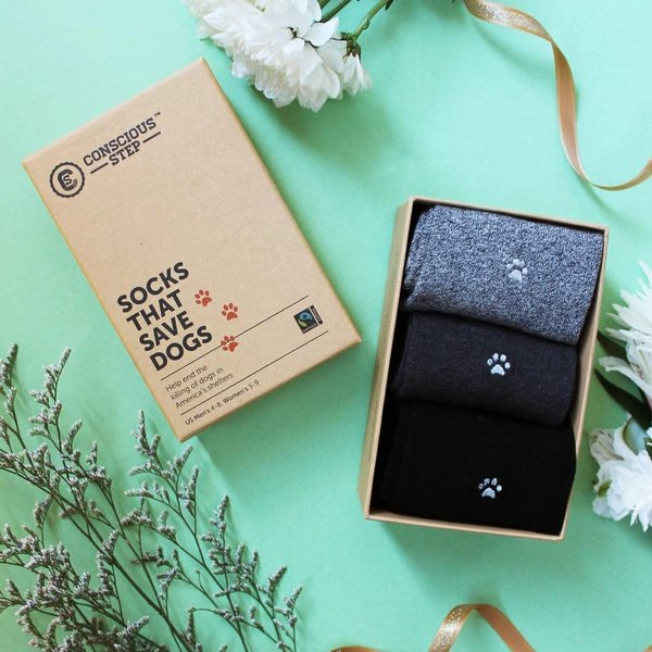 Socks Gift Set | Save Dogs