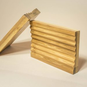 EcoRoots Soap Dish | Bamboo