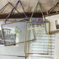 Frame   Kiko   Antique Brass   Landscape