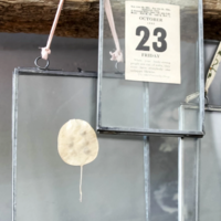 Nkuku Frame | Kiko | Antique Zinc | Landscape