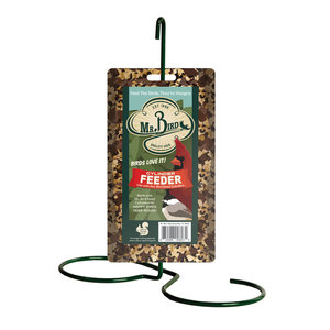 Mr. Bird Cylinder Feeder | Bird Seed