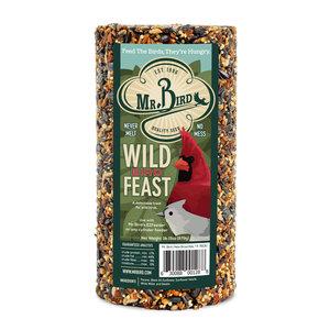 Bird Seed Cylinder   Small   WildBird Feast