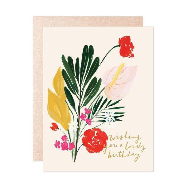 Our Heiday Card | Lovely Birthday