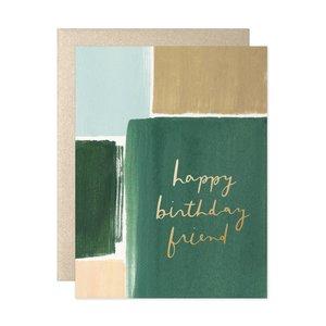 Our Heiday Card | Happy Birthday Friend