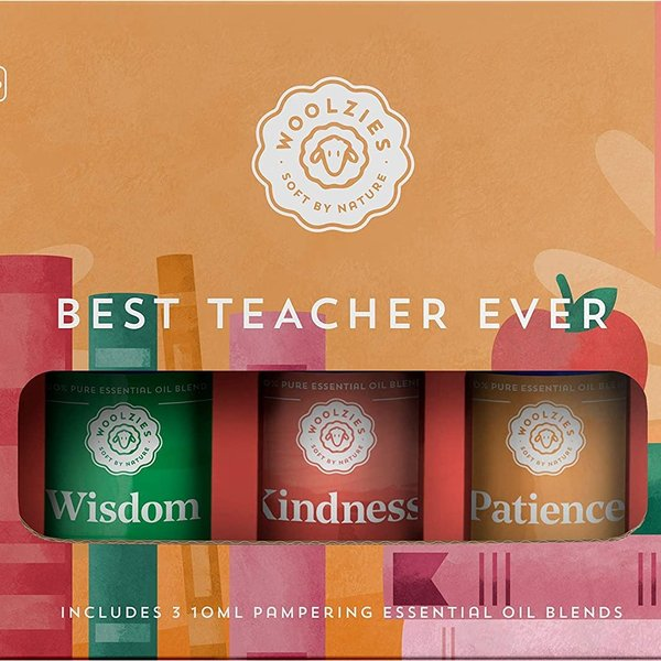 Woolzie Essential Oil Collection | Best Teacher Ever