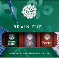 Woolzie Essential Oil Collection | Brain Fuel