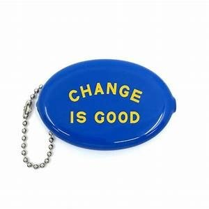THREE potato FOUR Coin Pouch | Change is Good
